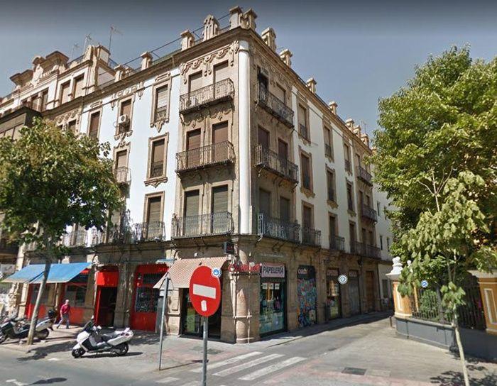 Impresionante piso en el casco histórico de Sevilla