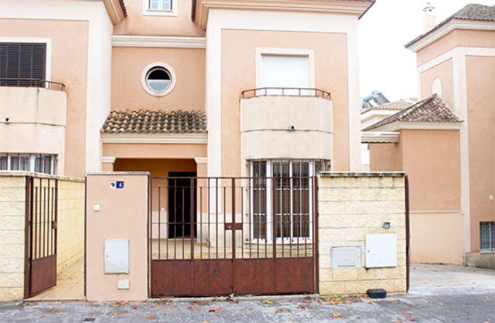 Casa en residencial de Dos Hermanas